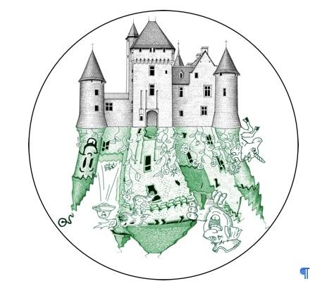 Garden Escape dans les jardins du château du Rivau-1