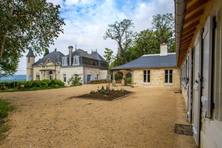 Château Satis Morituro et son logis (Gîte de groupe pour 14 personnes)-14