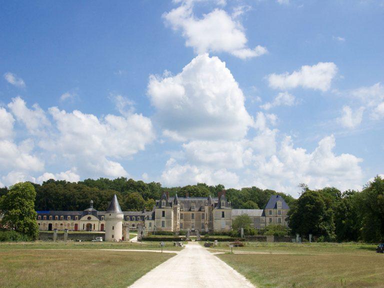 Château de Gizeux-13