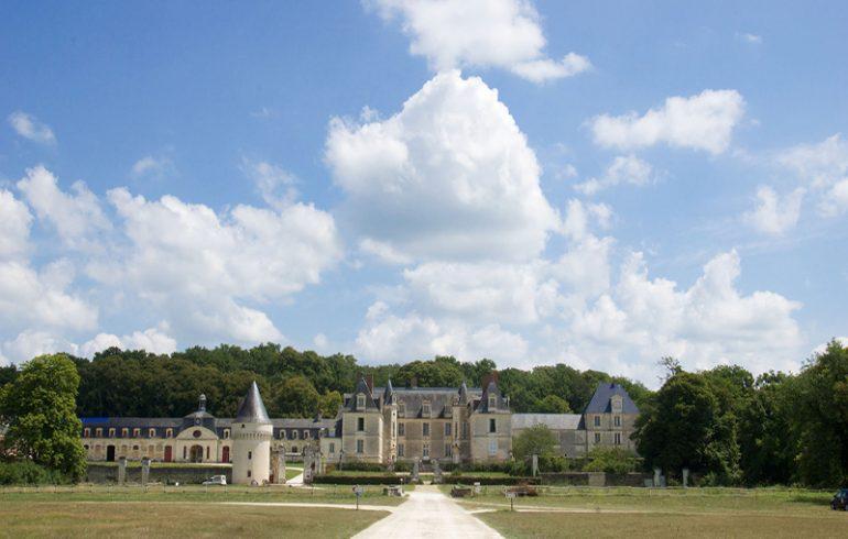 Château de Gizeux-2