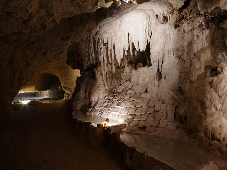Grottes Pétrifiantes de Savonnières-Villandry-3