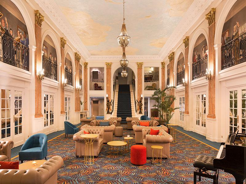 Hôtel Oceania l'Univers Tours-5