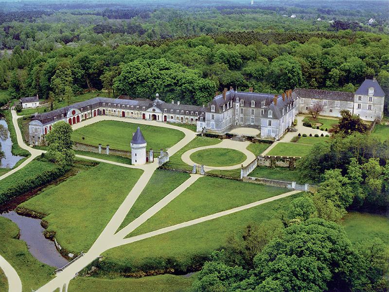 Château de Gizeux-1