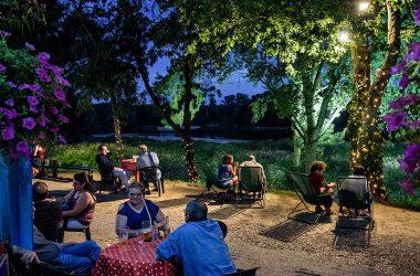 La guinguette de Lulu Parc – Rochecorbon – Juillet 2017