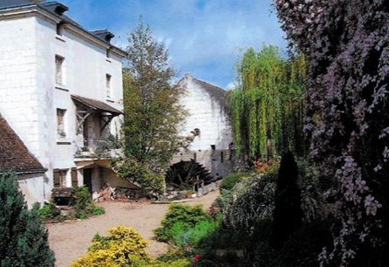 Chambre d'hôtes Le Moulin de Saussaye-1