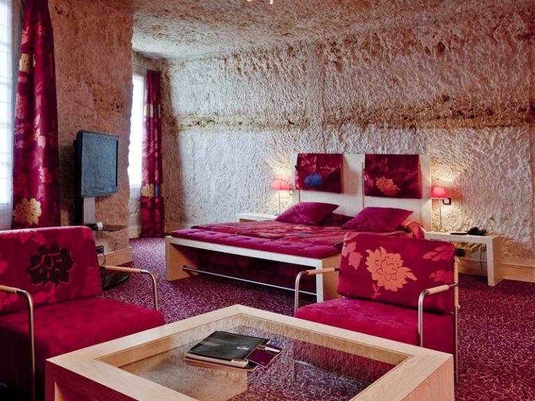 Relais et Châteaux Hôtel Les Hautes Roches-2