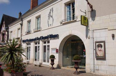 Le Cheval Blanc – Hôtel restaurant à Bléré