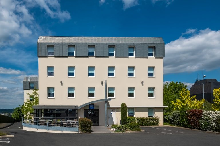 Hôtel Ibis Budget Amboise-2