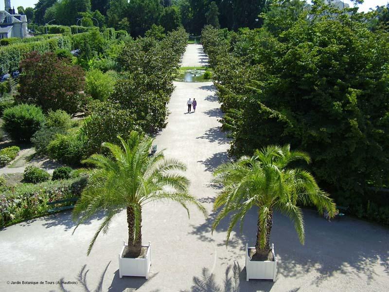 jardin botanique - Jardin Botanique De Tours