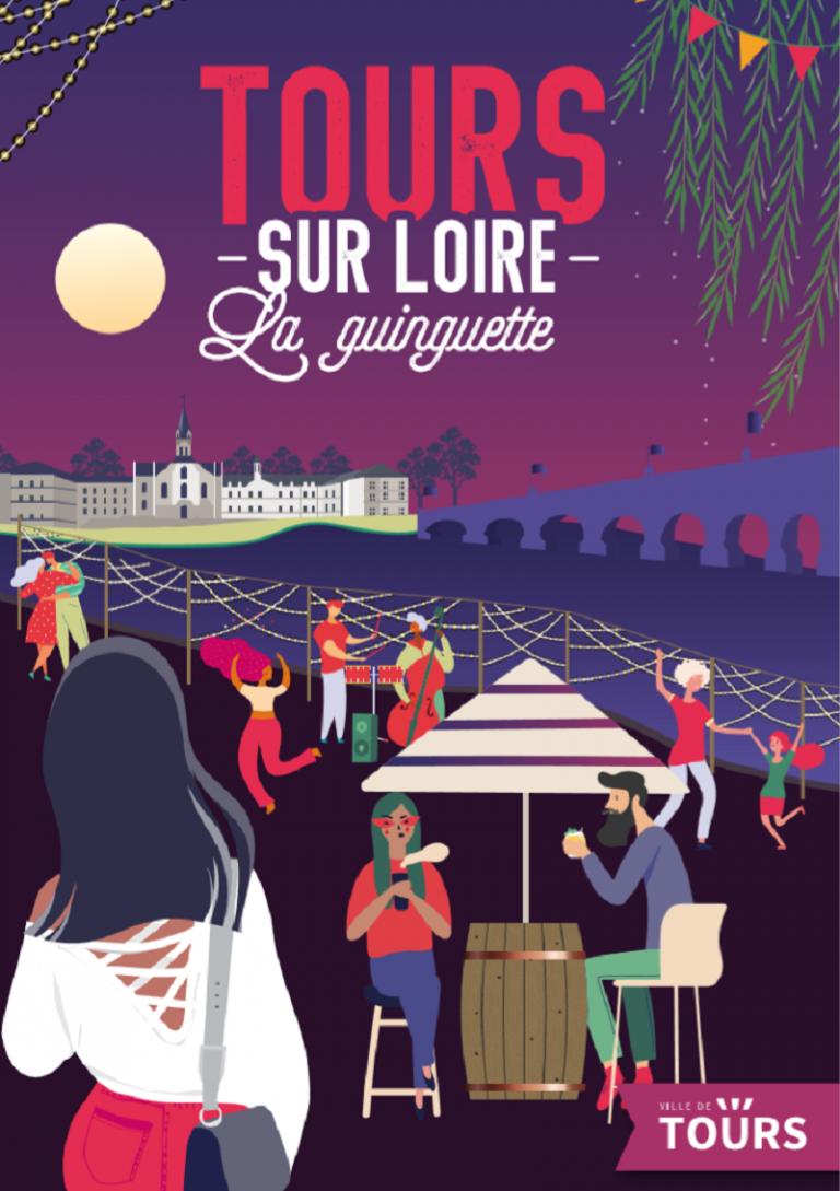 Tours sur Loire  – Guinguette-1