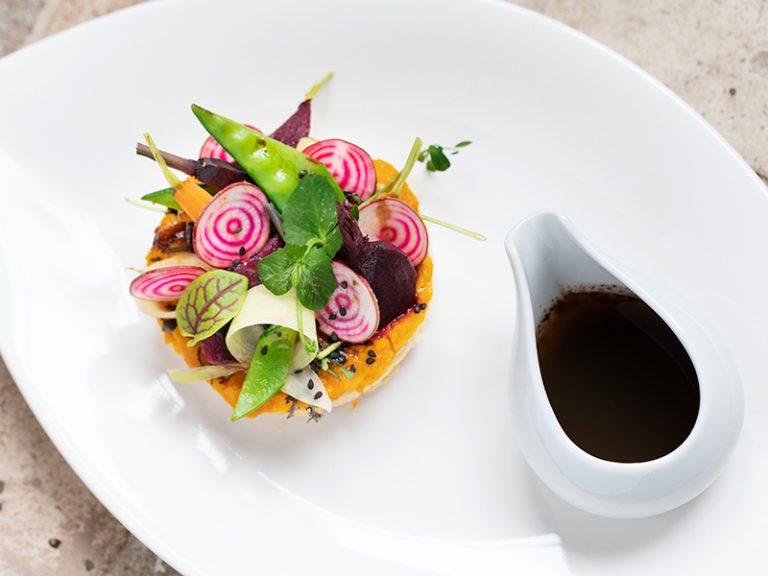 Restaurant gastronomique de la Liodière et son Bistrot-8