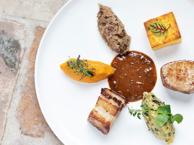 Restaurant gastronomique de la Liodière et son Bistrot-6