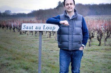 Domaine du Saut au Loup, à Ligré – Eric Santier – AOC chinon