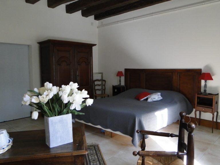 Chambres d'hôtes La Héraudière-3