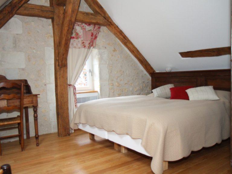 Chambres d'hôtes La Héraudière-4