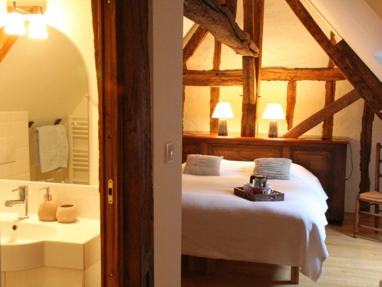 Chambres d'hôtes La Héraudière-2