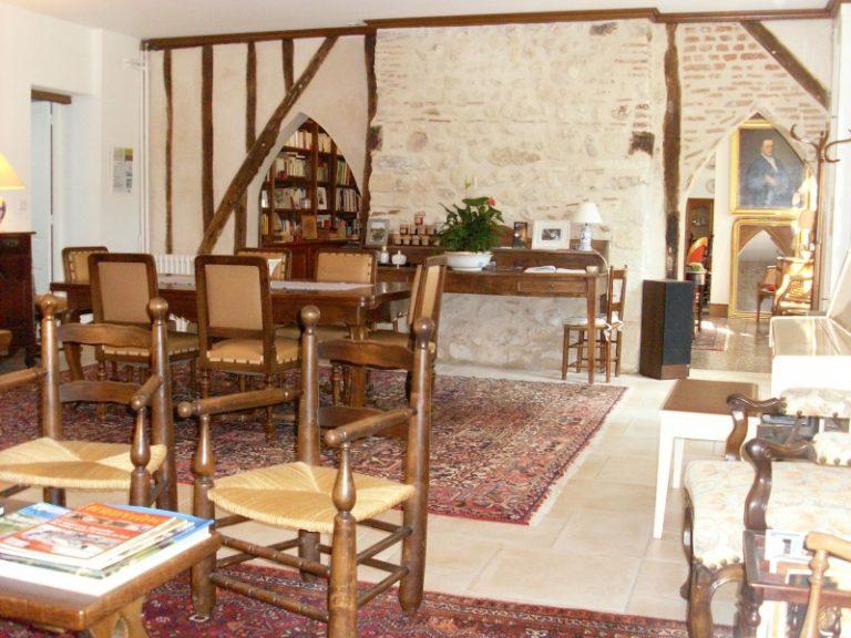Chambres d'hôtes La Héraudière-5
