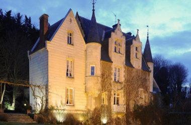 La Roche Le Roy – Restaurant gastronomique à Tours
