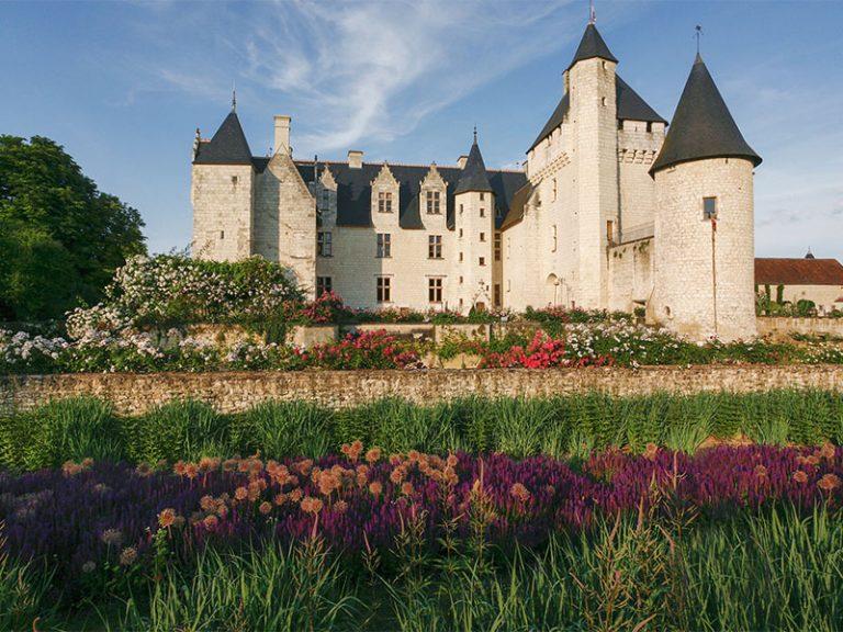 Château et Jardins du Rivau-8