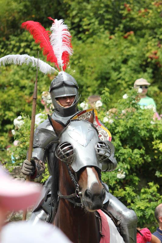 Joutes équestres au Château du Rivau-4
