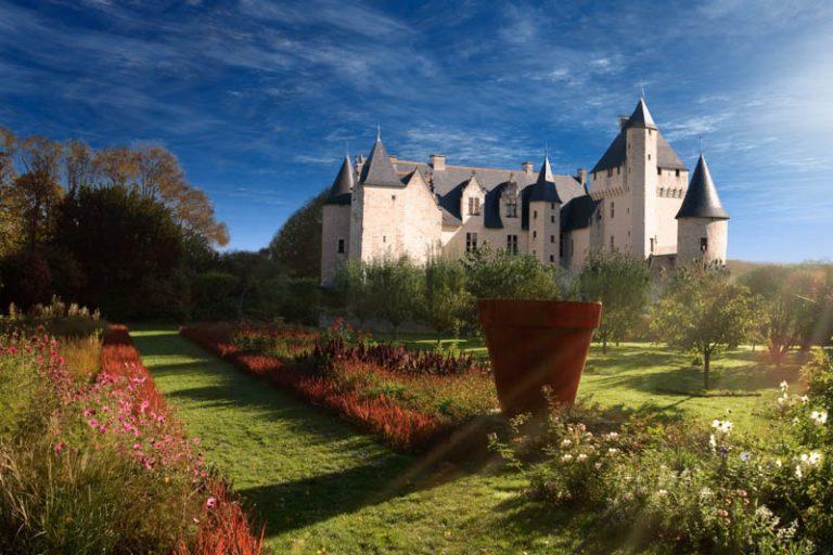 Château et Jardins du Rivau-4