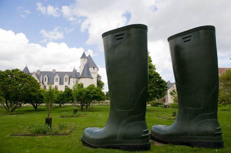 Château et Jardins du Rivau-6