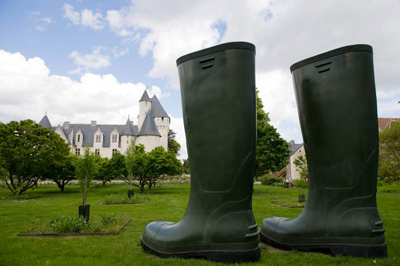 Château et Jardins du Rivau-11