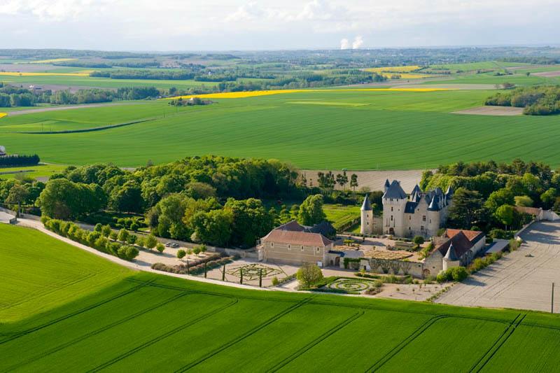 Château et Jardins du Rivau-12