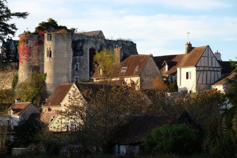 Visite du village de Montrésor-2