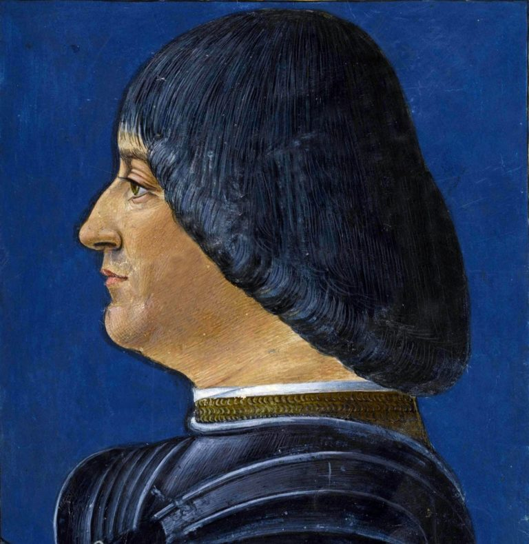 Exposition « Sforza, un mécène au cachot »-1