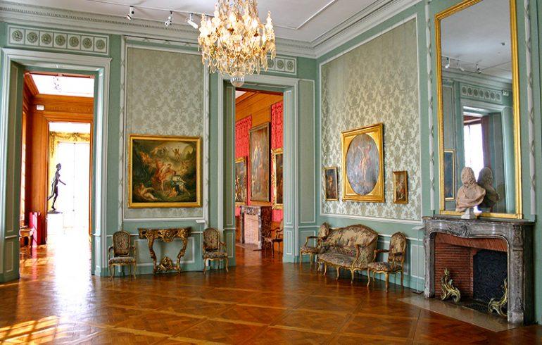 Musée des Beaux Arts et son jardin-3