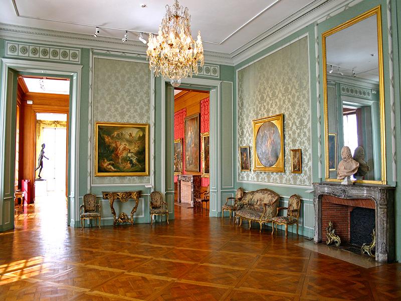 Musée des Beaux-Arts et son jardin-1
