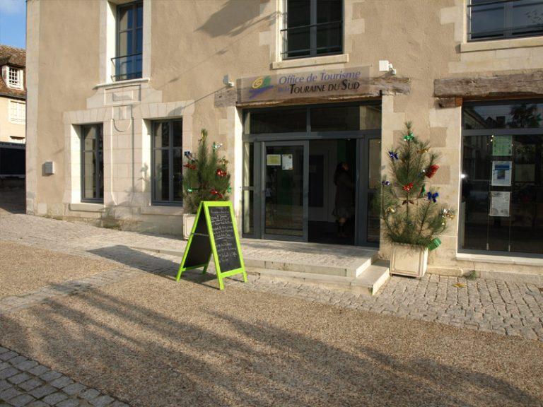 Bureau d'information touristique au Grand-Pressigny-1
