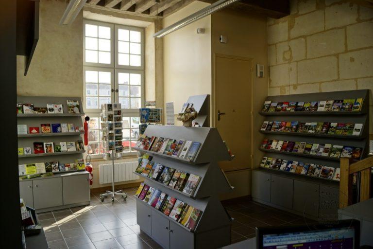 Office de Tourisme Azay-Chinon Val de Loire Tourisme, Bureau d'accueil de Richelieu-2