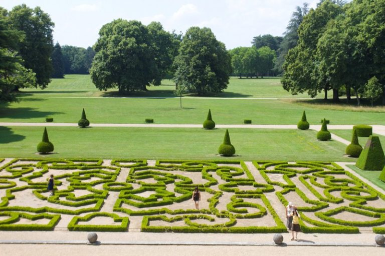 Château, parc et jardins d'Azay-le-Ferron-6
