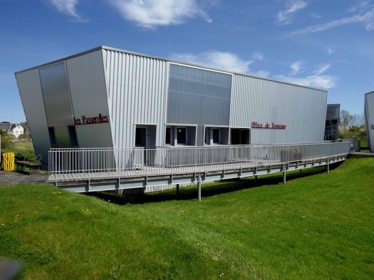 Office de Tourisme Azay-Chinon Val de Loire Tourisme, Bureau d'accueil de Sainte-Maure-de-Touraine-1