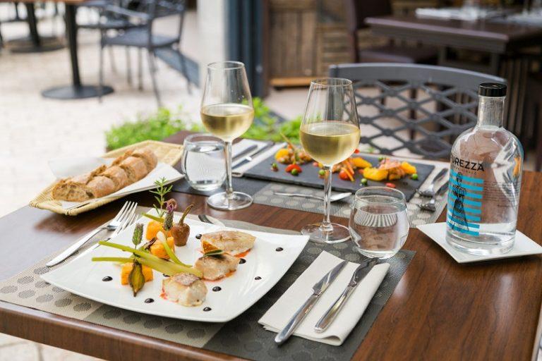 Restaurant le Domaine des Thomeaux-2