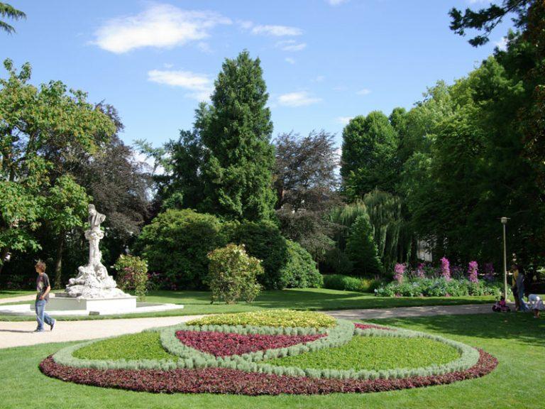 Jardin des Prébendes d'Oé-3