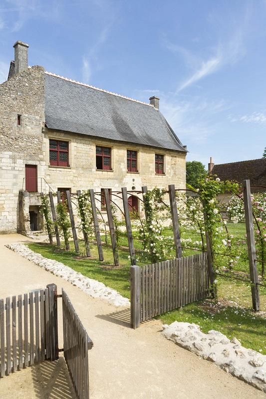 Prieuré Saint-Cosme, demeure de Ronsard-5