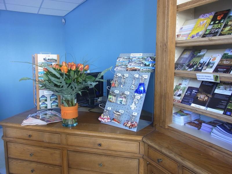 Office de Tourisme Azay-Chinon Val de Loire Tourisme, Bureau d'accueil de Chinon-2