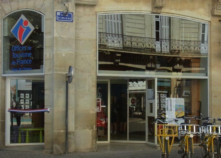 Office de Tourisme Azay-Chinon Val de Loire Tourisme, Bureau d'accueil de Chinon-1
