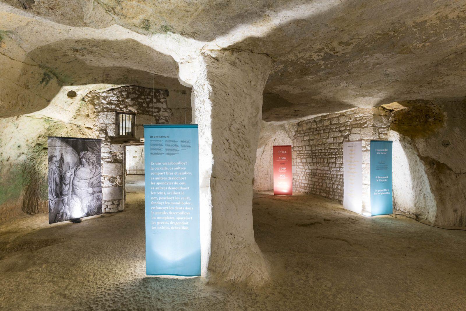 Le ventre de la Devinière - Musée Rabelais