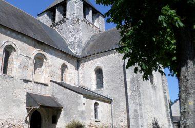 Randonnée : balade autour de l'abbaye de Cormery