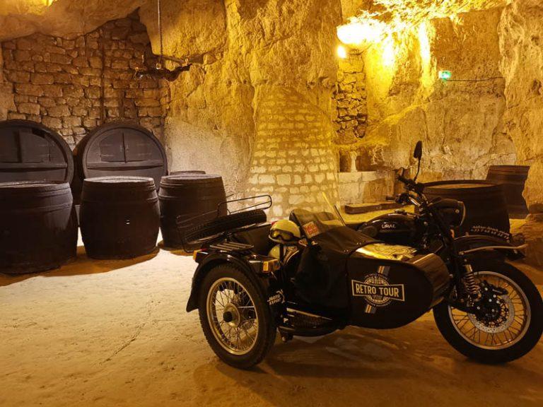 Rétro-Tour Châteaux de la Loire-4