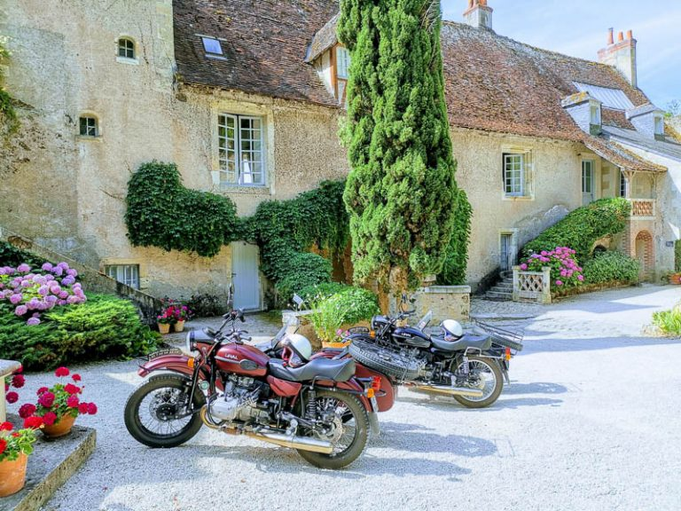 Rétro-Tour Châteaux de la Loire-3
