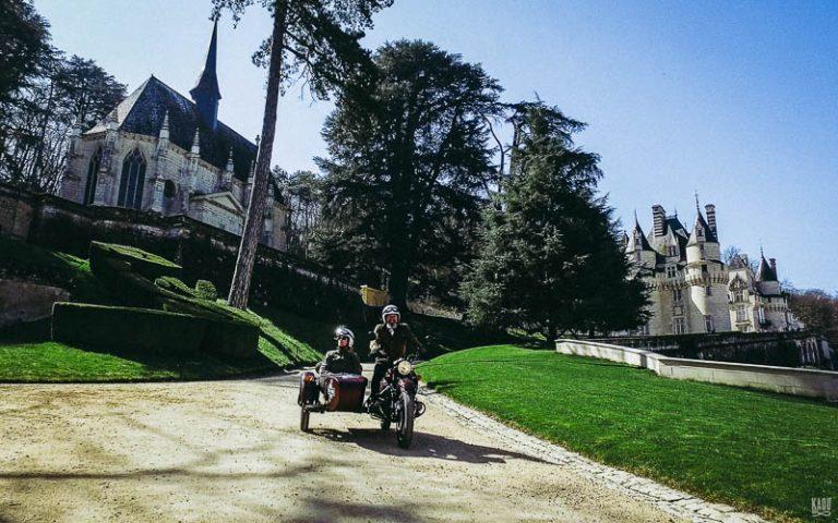 Rétro-Tour Châteaux de la Loire-9