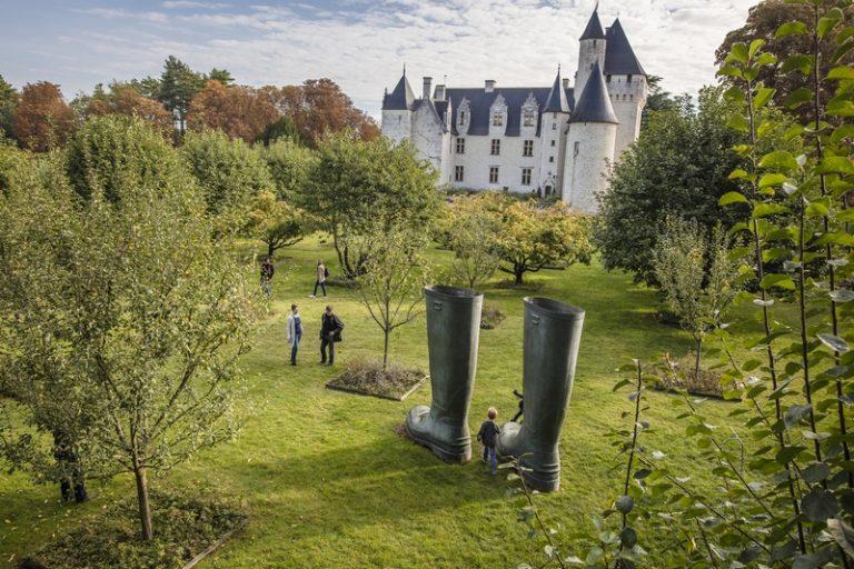 Château et Jardins du Rivau-14