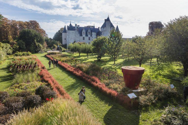 Château et Jardins du Rivau-15