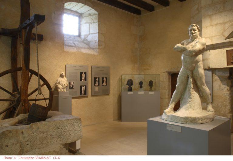 Musée Balzac, château de Saché-3