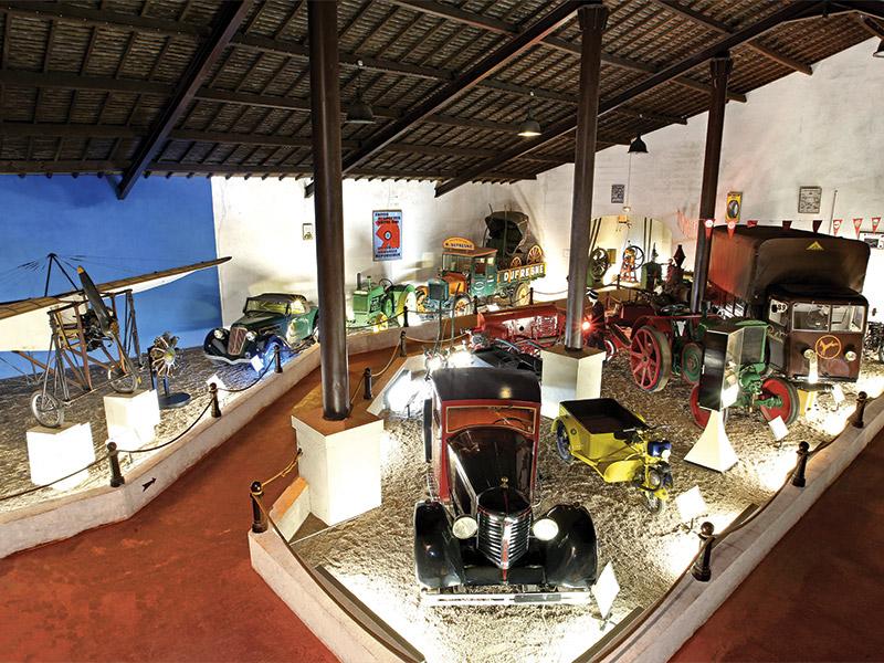 Musée Maurice Dufresne à AZAY-LE-RIDEAU - Patrimoine culturel